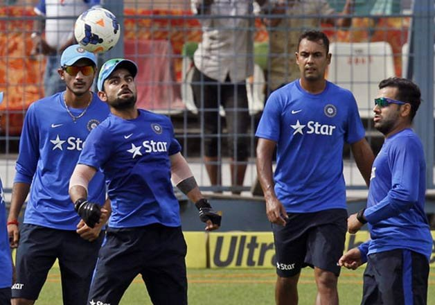 3rd T20I: India look to salvage...