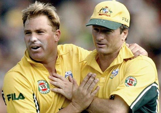 Steve Waugh is the 'most...