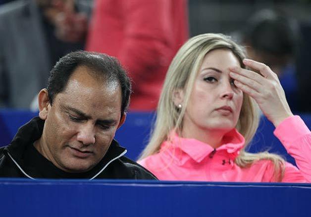 Azharuddin denies he m...