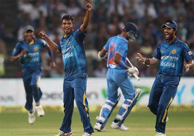 India vs Sri Lanka 1st T20: SL win...