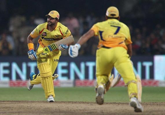 Live Reporting: CLT20 final: Raina's century leads CSK to victory