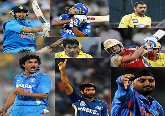 Indian players ruling the