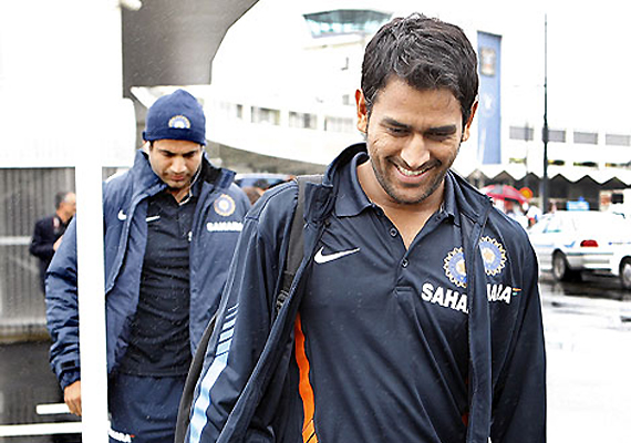 Indian Team Arrives In Australia