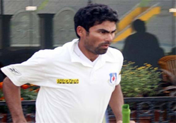 Kaif strikes a ton, UP in command