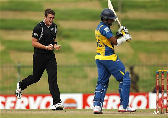 Sri Lanka wins rain-hit ODI series against New Zealand