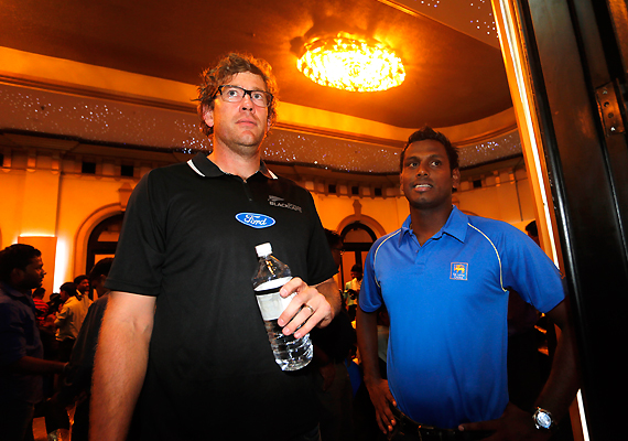 Mathews says criticism won't affect him ahead T20