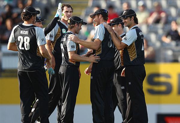 NZ Beats Zimbabwe By 7 Wickets In 1st Twenty20