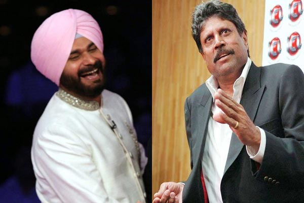 Navjot Sidhu to do Comedy Nights With Kapil