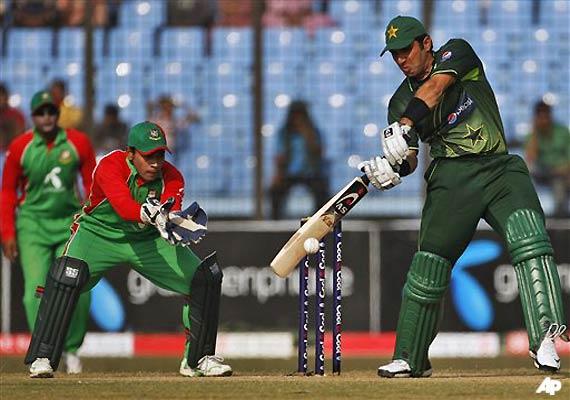 Pakistan Make Clean Sweep, Beat Bangladesh In Last ODI