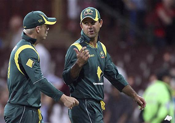 Ponting Mulling Future After ODI Sacking