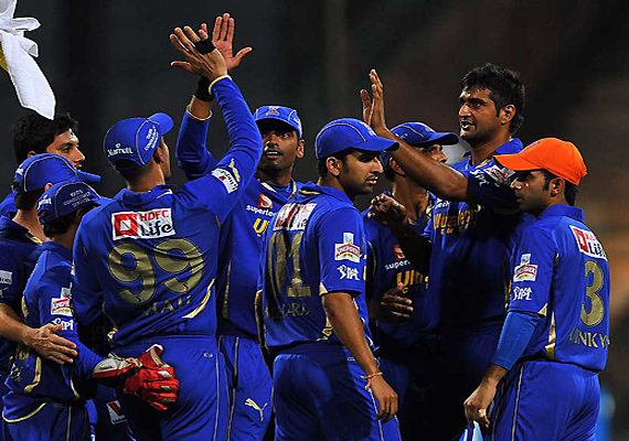 Rahane's Ton Powers Rajasthan To Easy Win Over RCB