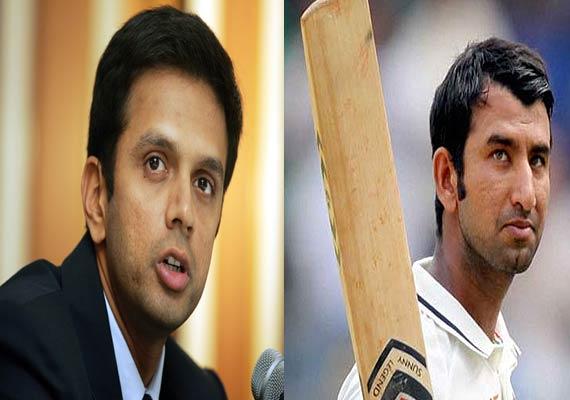 Rahul Dravid backs Pujara to come good in ODIs.