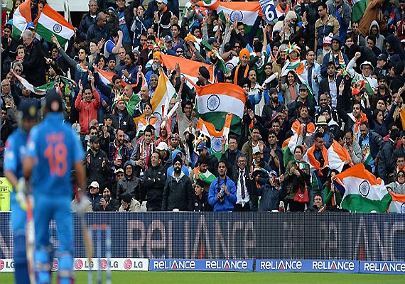 Indian Flag Cricket: SC Notice To Cricket Board On Spectators Carrying Indian Flag