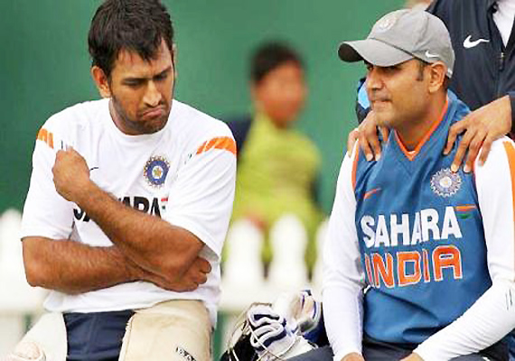 Sehwag Adds To Rotation Policy Confusion, Takes A Dig At Dhoni