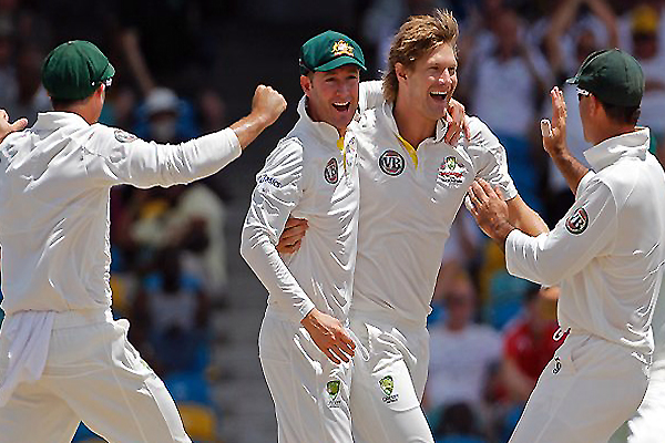 Shane Watson ruled out of 1st test
