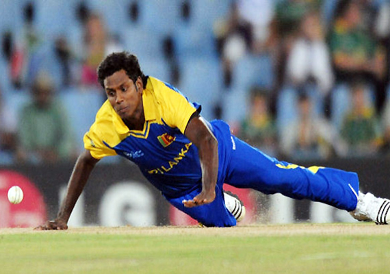 Sri Lanka's Angelo Mathews Ruled Out Of Asia Cup