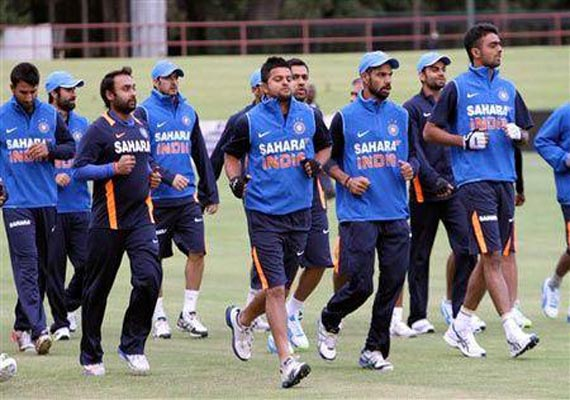 Team India's tour of South Africa is on