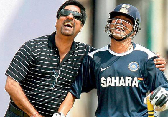 Tendulkar's Achievement Is Super Human, Says Srikkanth