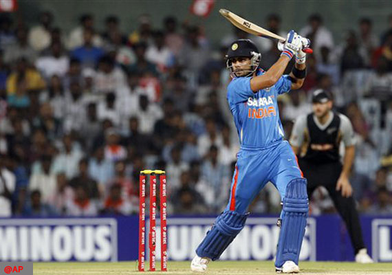 Virat Kohli bags ICC ODI Cricketer of the Year award