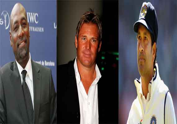 Viv Richards, Shane Warne invited for Sachin's 199th Test