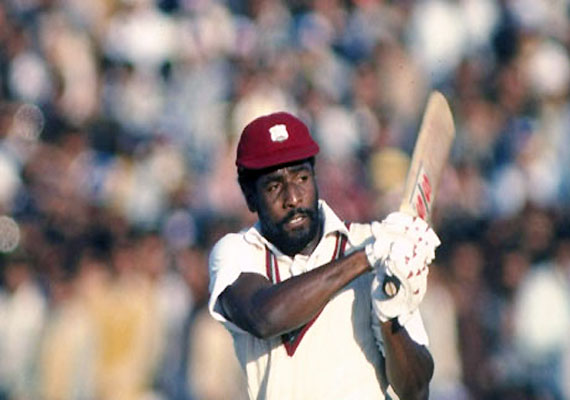 Viv Richards was more fearful batsman than Chris Gayle: Richardson
