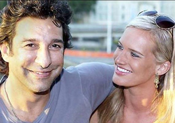 Wasim Akram to marry Australian Shaniera Thompson   570 x 400 jpeg 33kB