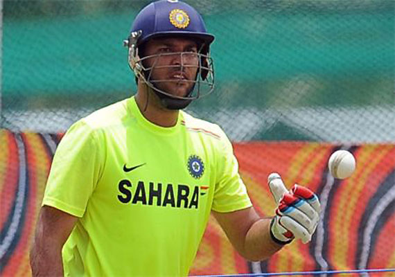 Yuvraj has made a great comeback, says Broad