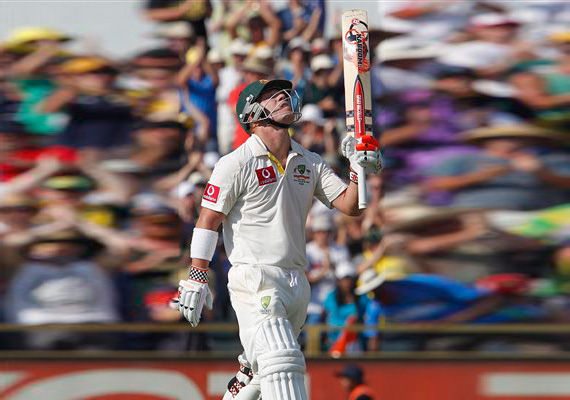 David Warner Strikes A Hurricane Ton After Team India Skittled Out For 161