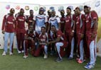 England win last T20, lose series to Windies 2-1