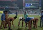 Ravi Shastri praises Eden Gardens groundstaff despite fiasco