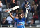 Ajinkya Rahane conferred Indian Cricketer of the Year award