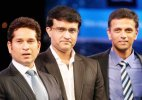 Tendulkar, Dravid, Ganguly to find Indian cricket team's new coach
