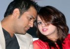 Dhoni to be a father next month
