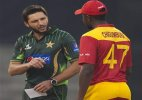 PAK vs ZIM: Zimbabwe wins toss, elects to bat in T20 against Pakistan