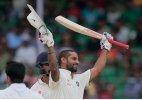 Shikhar Dhawan strikes ton as India tightens grip against Bangladesh