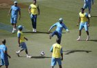World Cup 2015: Team India in good spirits at Sydney practice session