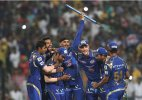 IPL 8 Final: Brilliant Mumbai Indians capture 2nd IPL title, crush CSK by 41 runs
