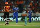 IPL 8: Clinical Mumbai bowl out Sunrisers for 113