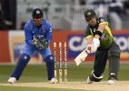 Tri-Series 2015: Australia vs India Scoreboard, 2nd ODI