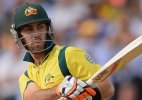 I get along with Indians really well: Maxwell