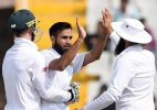 3rd Test, Day 2: India on top despite slumping to 108/5 at tea