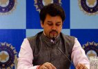 No cricket ties with Pakistan as of now: Anurag Thakur