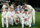 Australia wins 1st day-night test by 3 wickets v New Zealand