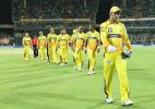 IPL 8: Dhoni praises bowlers and fielders for fantastic win over KKR