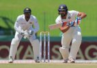 3rd Test, Day 4: India 132/5 at lunch against Sri Lanka
