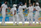 3rd Test, Day 3: Sri Lanka slip further, take tea at 175/8