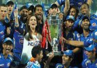Bollywood chants 'Mumbai Mumbai' as Mumbai Indians lift IPL crown