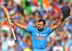 Tri-Series 2015: Rohit's 138 take India to 276-8 vs Australia, 2nd ODI