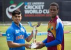 India lose U 19 WC trophy to West Indies