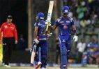 IPL 8: Simmons, Pollard power Mumbai to 187/6 against Chennai in Qualifier 1
